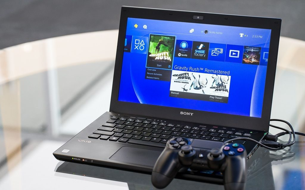 PS4的Remote Play