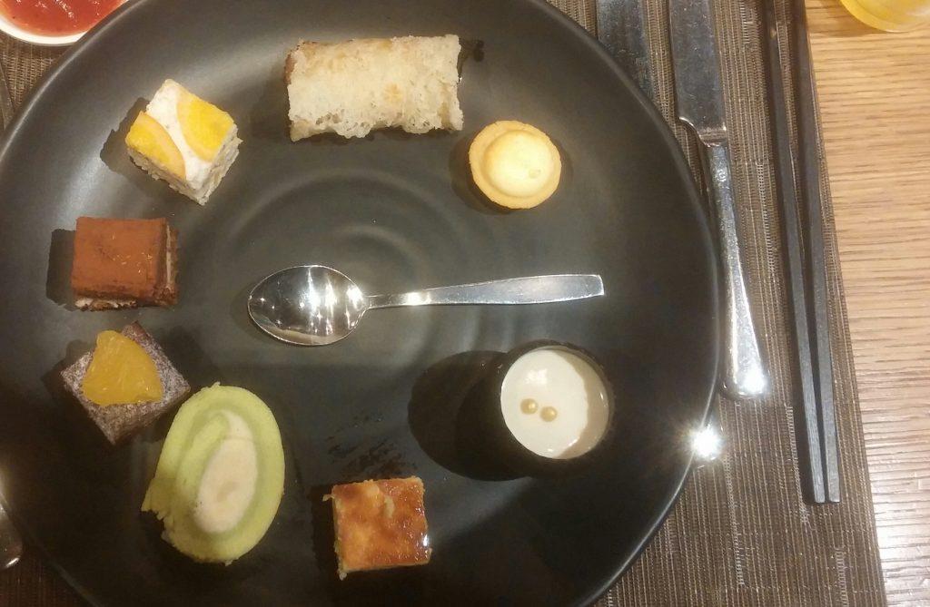Hotel Icon的榴槤甜品
